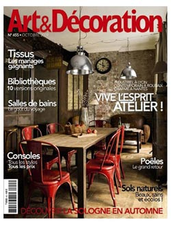 Art & Décoration n°455